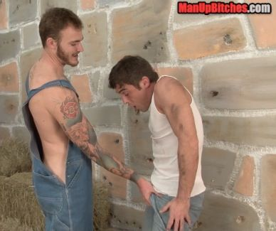 Naked sexy men blowjob