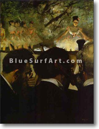 Orchestra Musicians - £124.99 : Canvas Art, Oil Painting Reproduction, Art Commission, Pop Art, Canvas Painting
