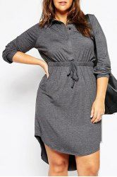 Sammy dress plus size high waisted