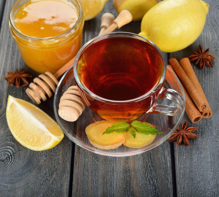 Taze Zencefilli Hint Çayı  #zencefil #çay #verita