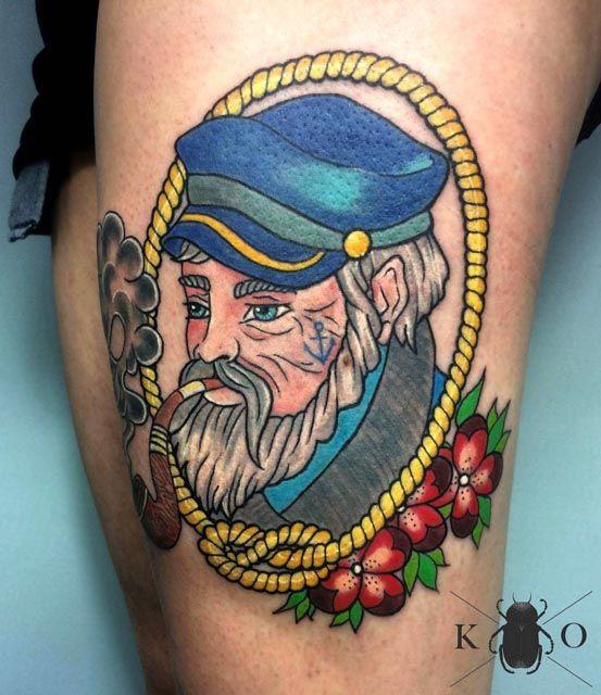 die besten 25 traditionelles nautisches tattoo ideen auf pinterest nautische t towierungen. Black Bedroom Furniture Sets. Home Design Ideas