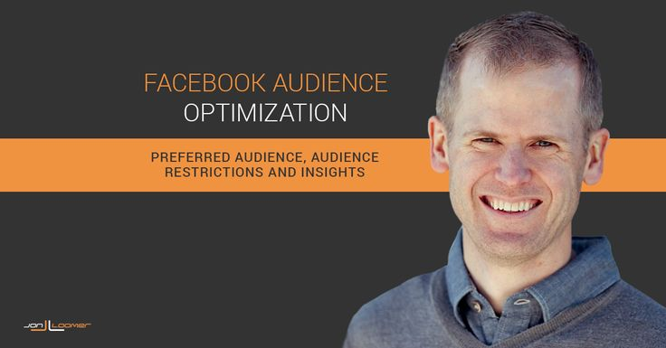 Audience Optimization is a potentially powerful tool that not only allows you to reach the right people on Facebook, but get insights into who engages. Here's how to do it even if you are working on organic reach.