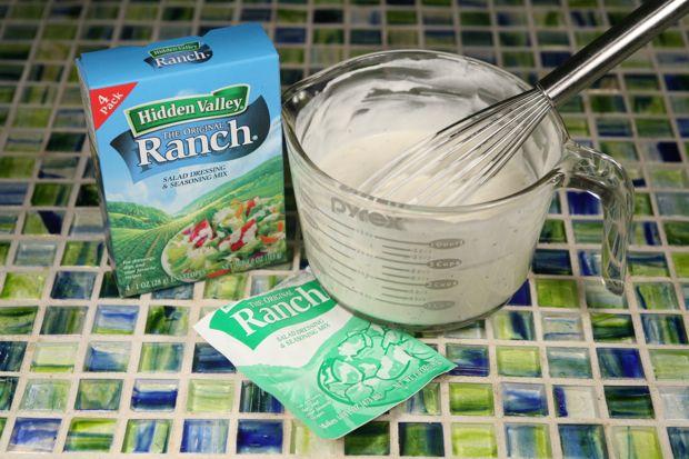 Ranch Dressing 3