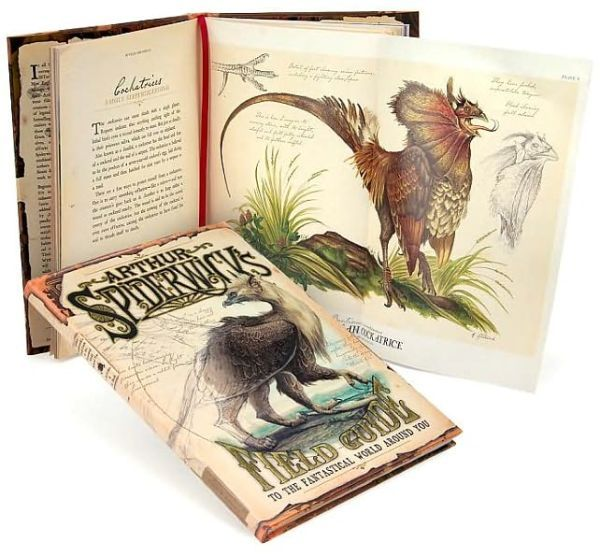 Arthur Spiderwick's Field Guide to the Fantastical World ...