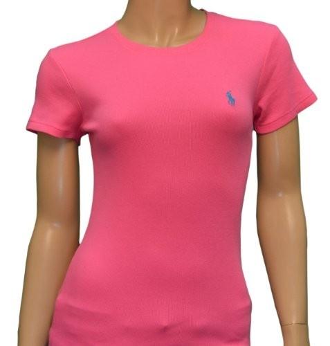 Polo Ralph Lauren Women is Pony Shirt Pink-Small