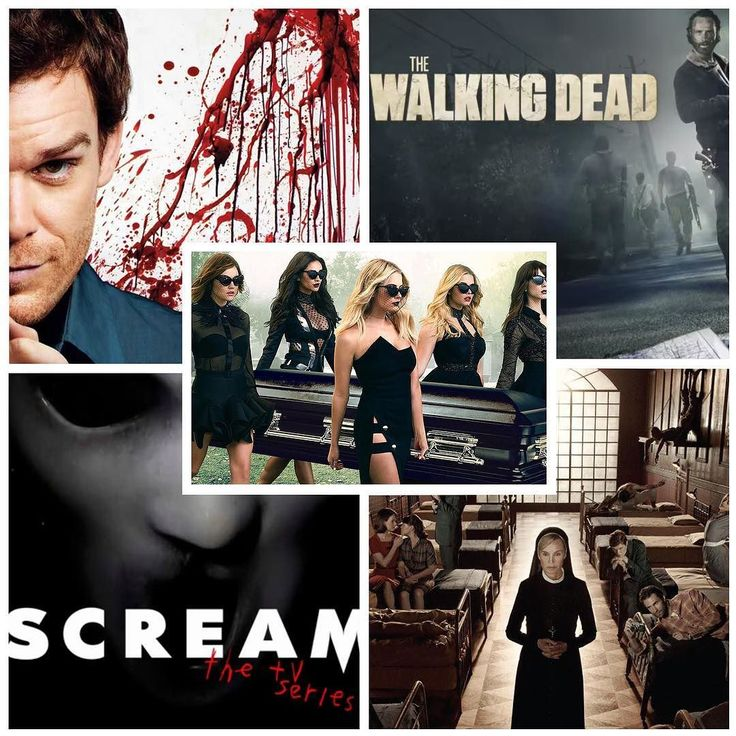 Just uploaded to my #Instagram; New blog post: 5 Scary TV Series to Watch This October! Link in bio / http://ift.tt/1Qdwk9R  #TheWalkingDead #TheWalkingDeadFans #TWD #PLL #PrettyLittleLiars #Dexter #DexterMorgan #AHS #AmericanHorrorStory #Scream #ScreamTV Click - http://ift.tt/2dMWMwn