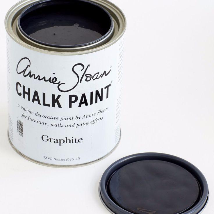 Annie Sloan Graphite Chalk Paint®