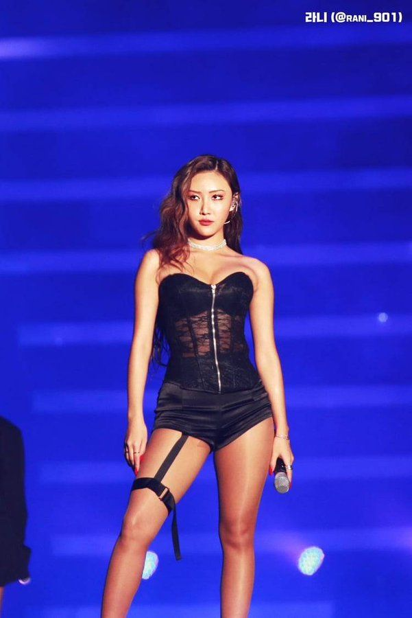 3 Revealing Outfits Female K Pop Idols That Caused Kpop Girls Hwasa Revealing Outfits