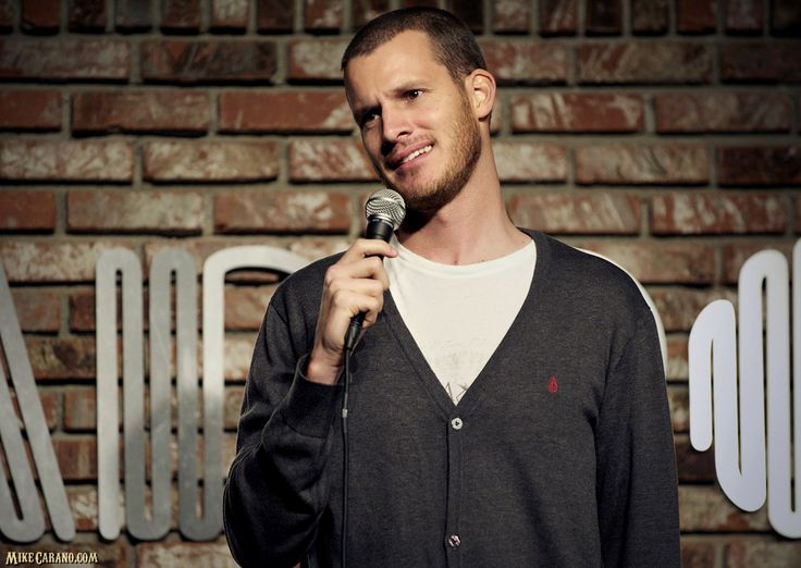 Daniel Tosh - 'I don't think I could stab somebody, 'cause I'm really bad at a Capri Sun.'