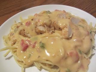 Dinner is Ready!: Chicken Spaghetti with Velveeta