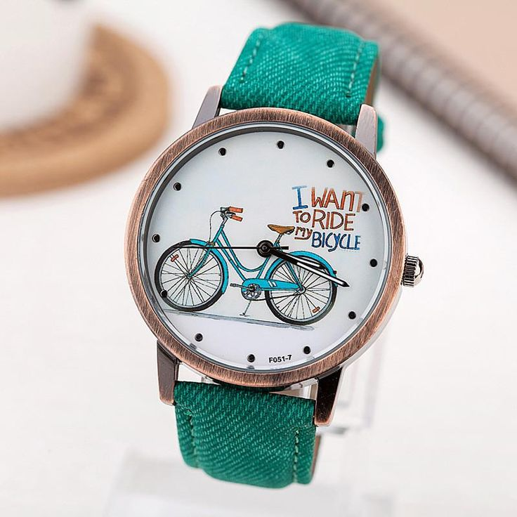 2017 Fashion Brand Quartz Watches Bicycle Pattern Cartoon Watch Women Casual Vintage. Item Type: Quartz WristwatchesBrand Name: BggCase Thickness: 7.8mmWater Resistance Depth: 3BarCase Shape: RoundBand Width: 18mmBand Material Type: LeatherBoxes & Cases Material: PaperFeature: Water Resistant,Shock ResistantGender: WomenStyle: Fashion & CasualModel Number: sb0048Clasp Type: BuckleCase Material: Stainless SteelDial Window Material Type: AcrylicMovement: QuartzDial Diameter: 38mmBand Length…