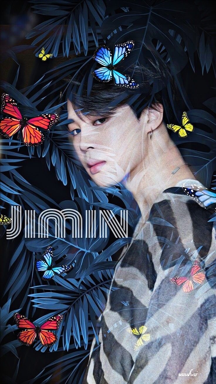 Discover The Coolest Freetoedit Jimin Wallpaper Bts