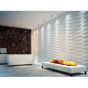 Like to do 3d wall art with lighting on the dining room for Dining room 3d wall art
