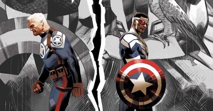 Is Captain America: Sam Wilson one of the best comics Marvel's currently putting out? Find out on an ALL NEW Bloodbath.