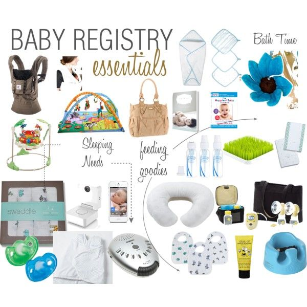 Baby Registry Must Haves Essentials Pregnancy