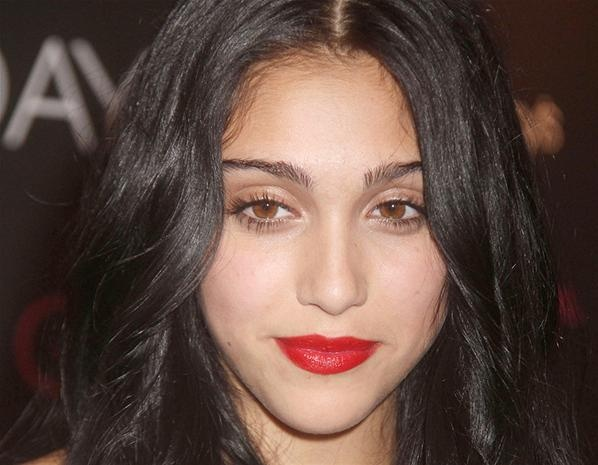 Think, madonna s daughter eyebrows consider
