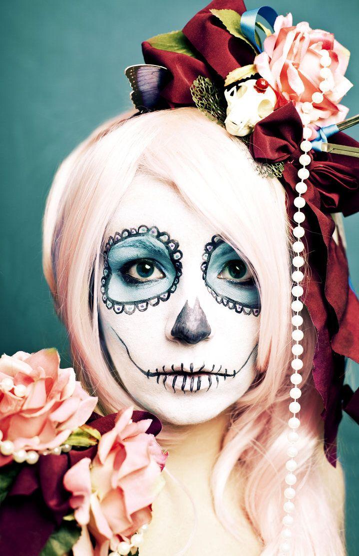 Dia de Los Muertos by kerkera on @DeviantArt