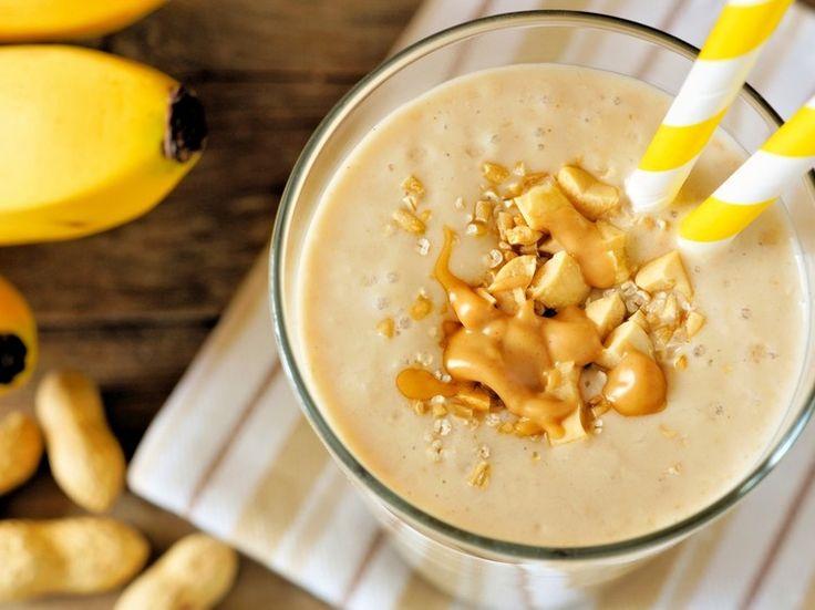 Elke dag schotelen we je met plezier een recept voor dat zowel lekker als gezond is.   Dit heb je nodig:  3/4 kopje havermout 1/2 banaan 2 e...