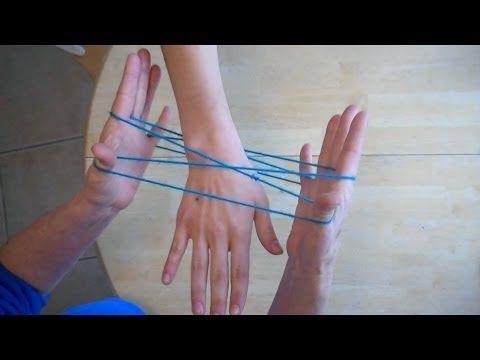 Hier was je vroeger uren zoet mee! Bekijk hier de leukste trucjes die je met een touwtje kunt doen! - Zelfmaak ideetjes