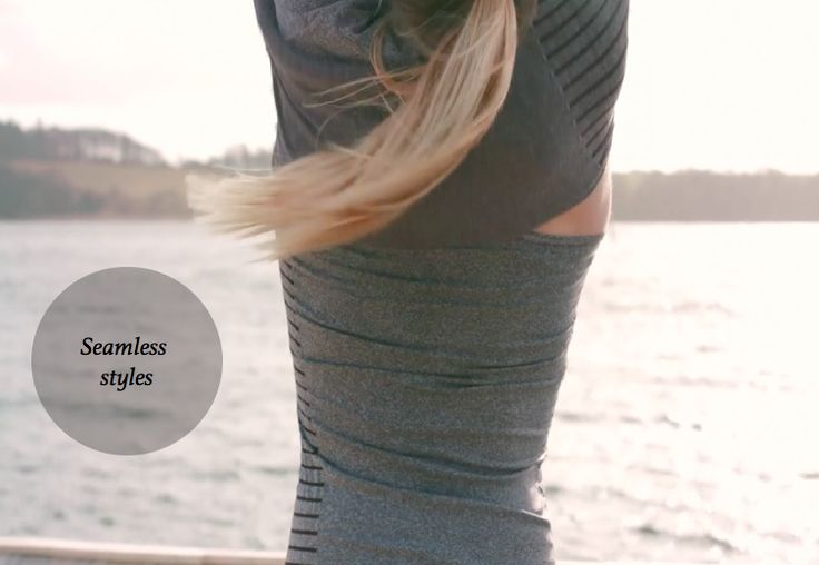 Seamless summer styles from Pure Lime. Try out our ultra comfortable and soft seamless collection....