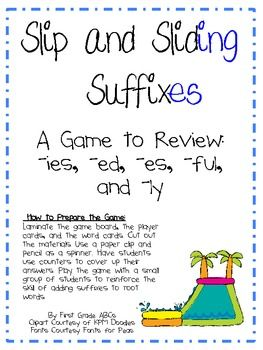 65 best Prefixes and Suffixes images on Pinterest | Teaching reading ...