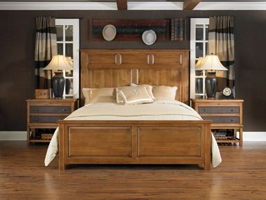 195 best sleep well images on pinterest - Ashley wilkes bedroom collection ...