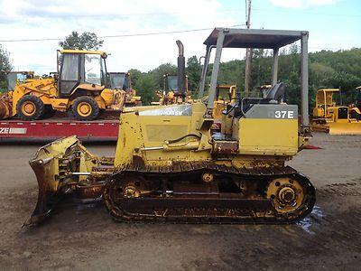 Komatsu D37e-5 Crawler Loader Bulldozer Dozer Excavator | Dozers For Sale Auction Site