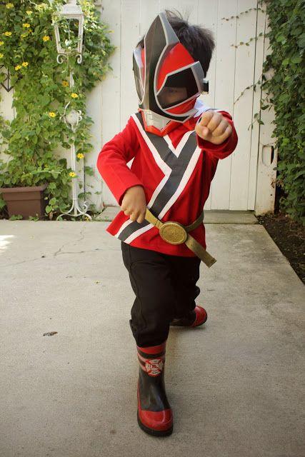 Hideux! Terrible! Stinky: Go Go Power Rangers! Costume Semi-main!