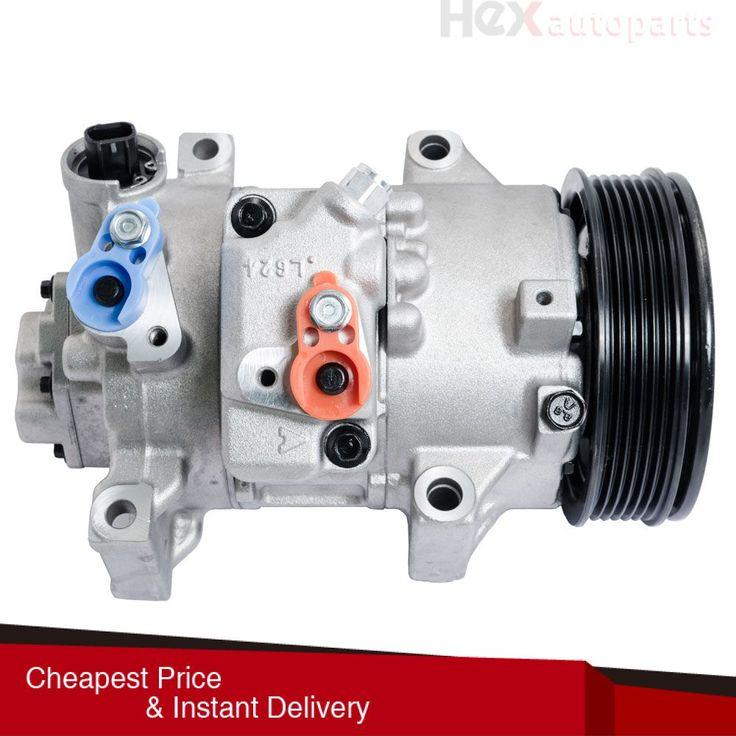 Hex Autoparts A//C AC Compressor Clutch Repair Kit replacement for Kia Sorento 3.5L 2003 2004 2005 2006
