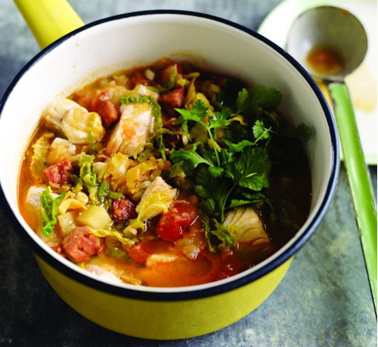 how to prepare fish fillet stew