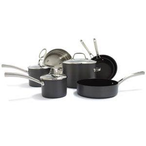 Best Nonstick Cookware - Sur La Table Hard Anodized Nonstick