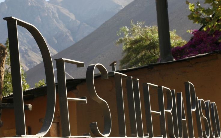 North of Santiago, the arid Elqui Valley is the place to sample pisco (Chilean brandy).