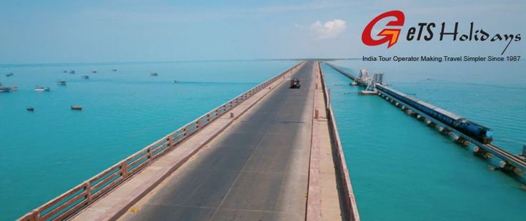 Heard About Pamban Bridge In South #India?