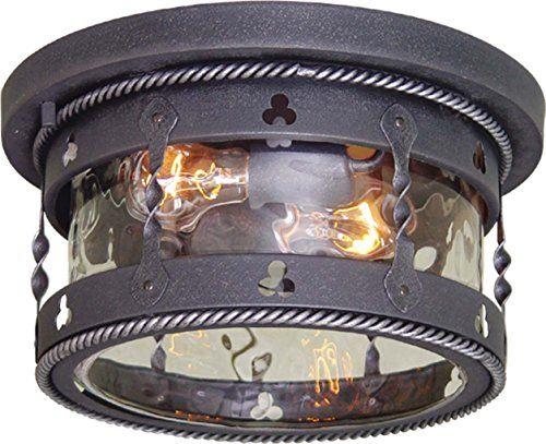 244 best lanai lights images on pinterest lighting ideas exterior volume lighting v8165 48 2 light outdoor flush mount ceiling fixture blacksmithy volume workwithnaturefo
