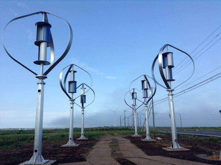 il nostro micro eolico in Giappone