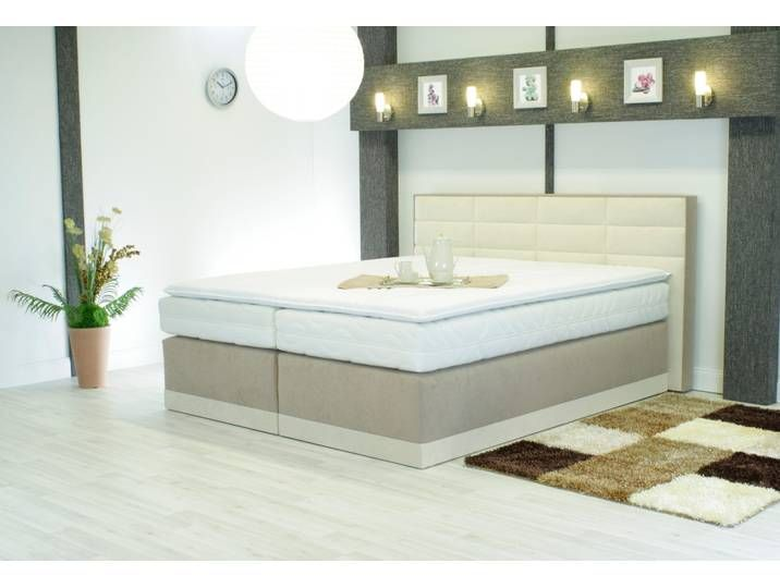 Westfalia Schlafkomfort Topper 180x200 Cm Bezug Waschbar Weiss In 2020 Ikea Futon Boxspringbett