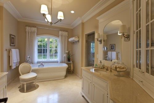 perfect color for master bath