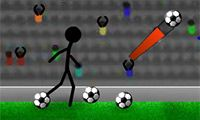 Play Flash Stickman Soccer Game