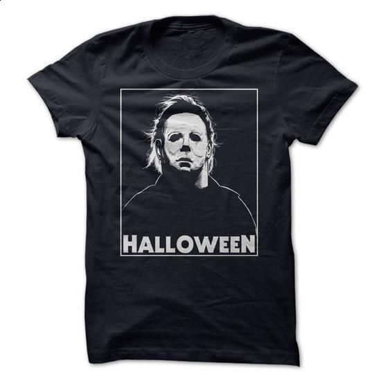 Michael Myers Portrait - #personalized hoodies #silk shirts. SIMILAR ITEMS => https://www.sunfrog.com/Movies/Michael-Myers-Portrait.html?60505