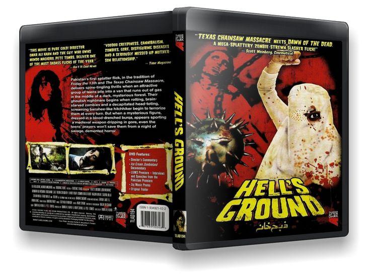 HorrorHell: Úton a Pokolba (Zibahkhana - Hell's Ground) [2007]...