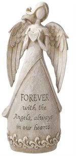 Forever with the Angels Always in my Heart... Figurine