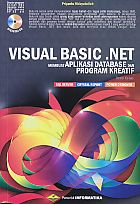 Visual Basic.Net Membuat Aplikasi Database dan Program Kreatif Revisi Kedua.Priyanto - AJIBAYUSTORE