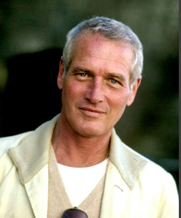 Paul Newman-from young to old-he was a hunk