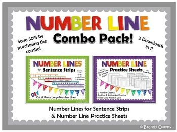 1000+ ideas about Number Lines on Pinterest | Math, Fractions and ...