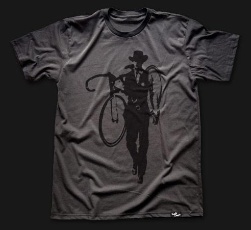 SPAGHETTI WESTERN  #tshirt #tshirtdesign #fashion #triplocinque #cycling #fixie #fixwheel #singlespeed