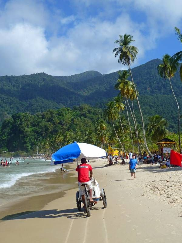 Maracas - Trinidad and Tobago  ++I will forever remember this place and all the amazing things that happened. #breakeverychain
