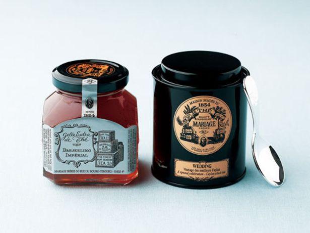 マリアージュ フレールの紅茶の贈り物