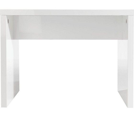 Schicker Schreibtisch In Weiß   Ein Flexibles Multitalent Für Ihr Heim