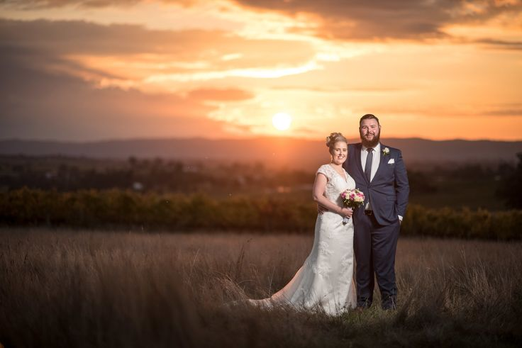 Leah & Grant's Wedding Photography at The Riverstone Estate, Coldstream VIC
