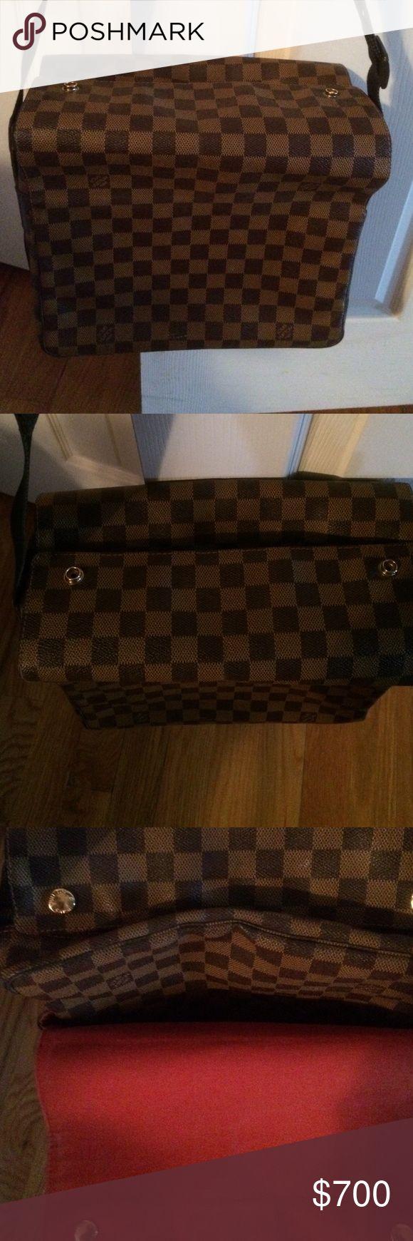 Louis Vuitton Naviglio Crossbody shoulder handbag Louis Vuitton Bags Crossbody Bags